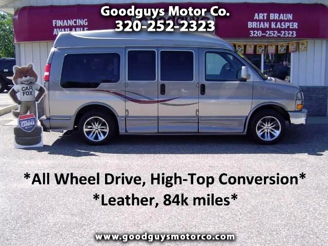 2003 GMC Savana G1500 AWD