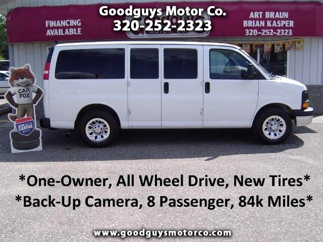 2011 Chevrolet Express LS 1500 AWD