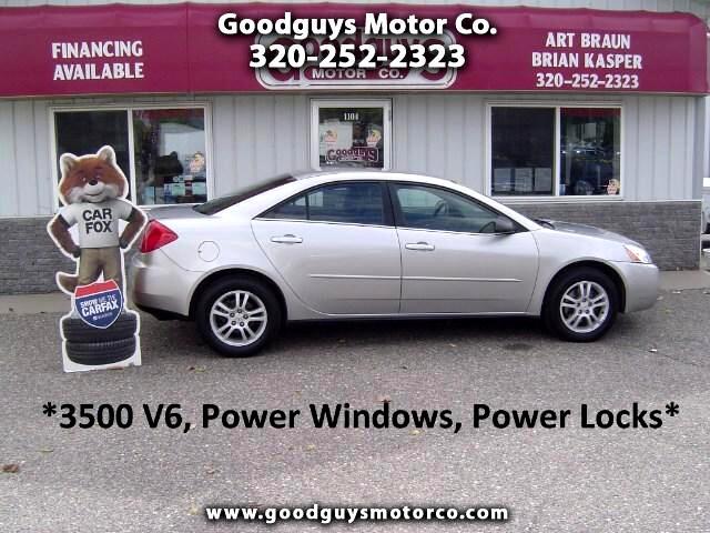 2005 Pontiac G6 Base