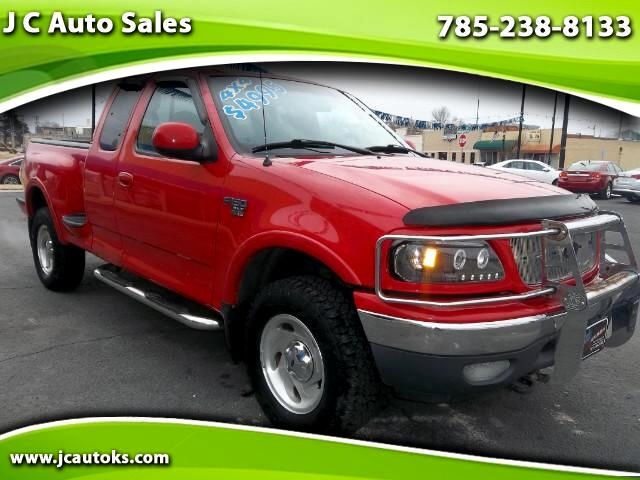 2000 Ford F-150 XLT SuperCab Flareside 4WD