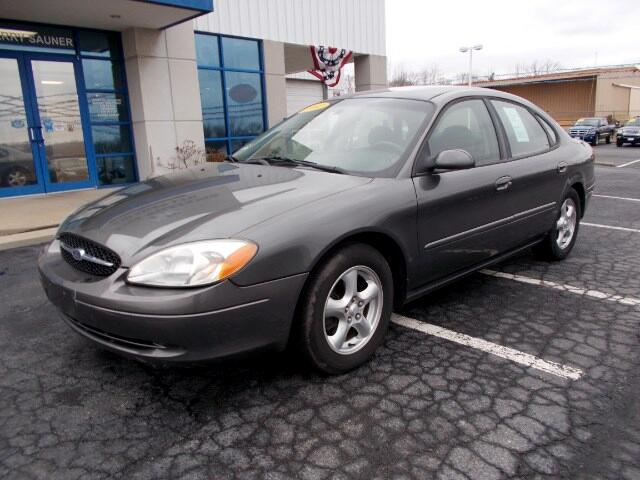 used 2002 ford taurus se standard for sale in hillsboro oh. Black Bedroom Furniture Sets. Home Design Ideas