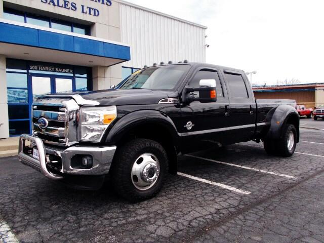 2011 Ford F-350 SD Lariat SuperCab 4WD
