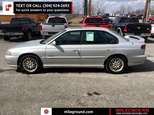 1999 Subaru Legacy 2.5 GT Limited 30th Anniv. Edition