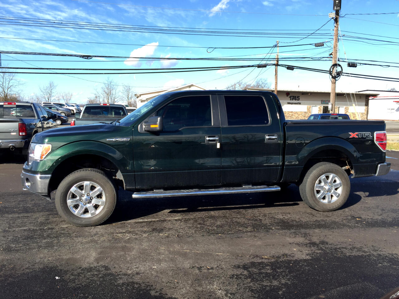 2013 Ford F150 For Sale Used Preowned In Morgantown Wv In