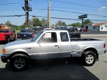 2004 Ford Ranger