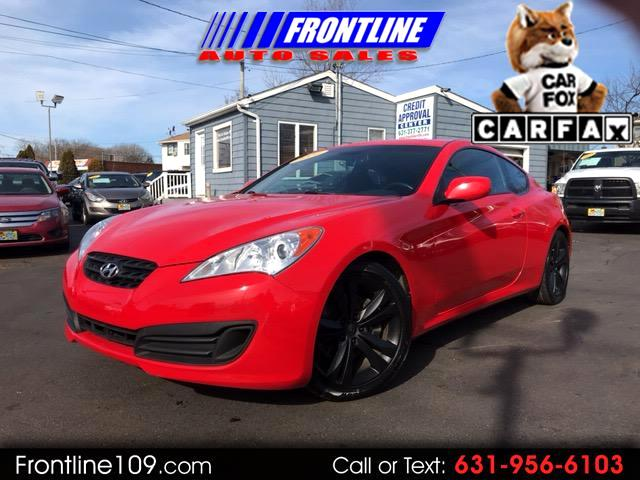 2010 Hyundai Genesis Coupe 2.0T Premium Manual