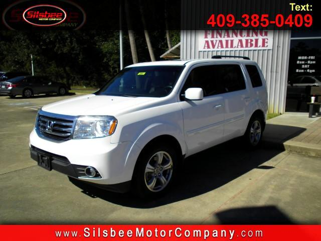 2014 Honda Pilot EX-L 2WD 5-Spd AT with Navigation