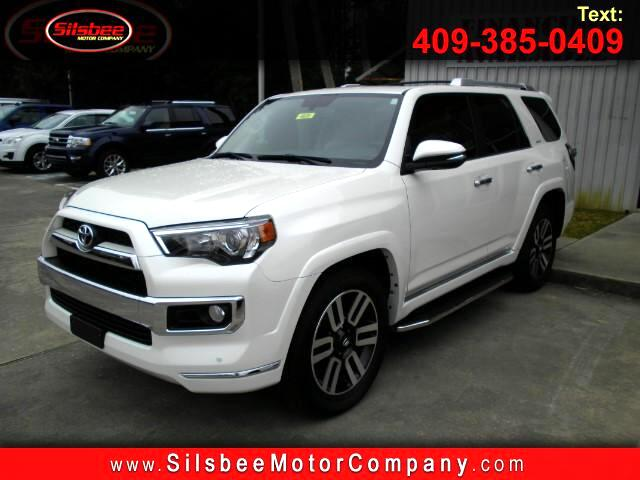 2015 Toyota 4Runner Limited 2WD V6