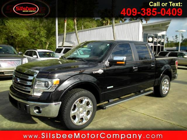 2013 Ford F-150 King-Ranch SuperCrew 5.5-ft. Bed 2WD
