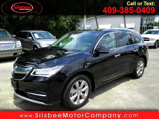 2016 Acura MDX 9-Spd AT SH-AWD w/Advance Package