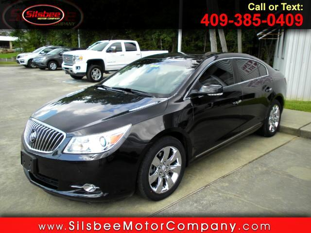 2013 Buick LaCrosse Premium Package 3, w/Leather