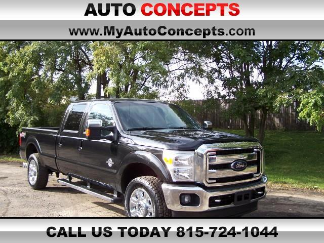 2012 Ford F-350 SD Lariat Crew Cab Long Bed 4WD