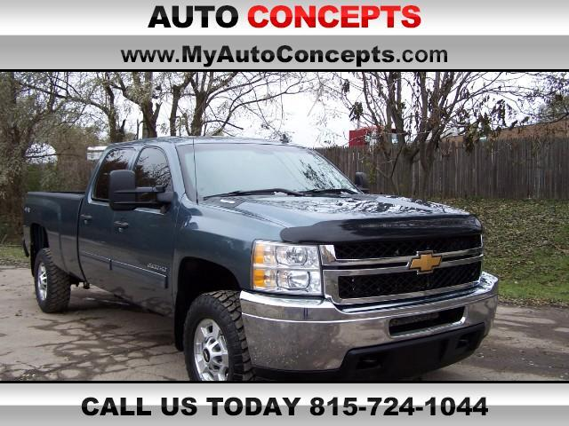 2014 Chevrolet Silverado 2500HD LT Crew Cab Long Box 4WD