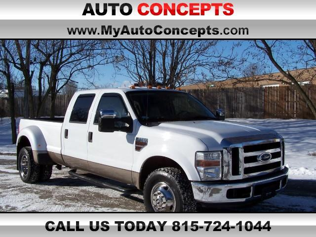 2010 Ford F-350 SD Lariat Crew Cab Long Bed DRW 2WD