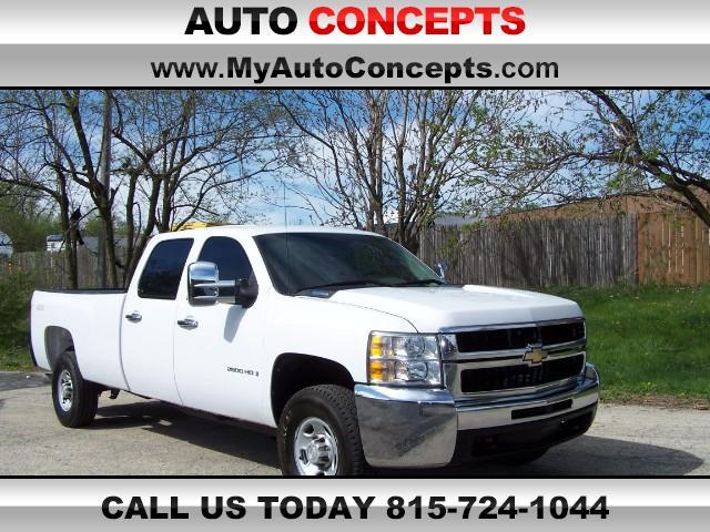 2008 Chevrolet Silverado 2500HD LT Crew Cab Long Bed 4WD w/OnStar