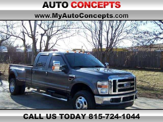 2008 Ford F-350 SD Lariat Crew Cab Long Bed DRW 4WD