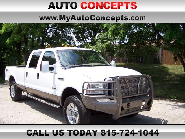 2006 Ford F-250 SD XLT Crew Cab Long Bed 4WD