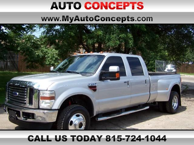 2009 Ford F-350 SD XLT Crew Cab Long Bed DRW 4WD