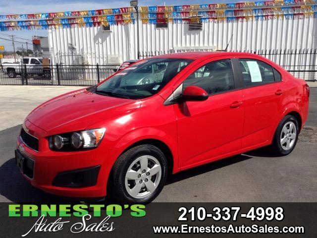2014 Chevrolet Sonic 1LS Sedan