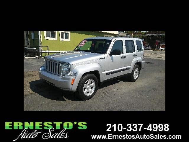2010 Jeep Liberty 3.7L 4WD
