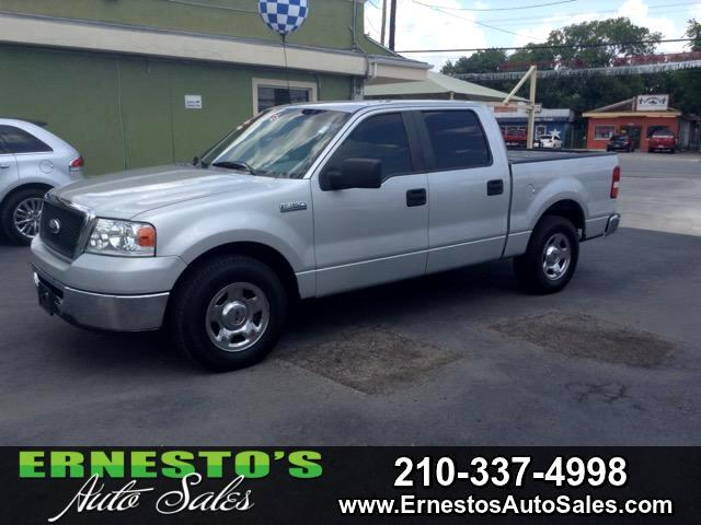 "2008 Ford F-150 2WD SuperCab 145"" XL"