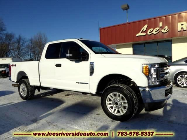 2017 Ford F-250 SD XLT SuperCab 4WD