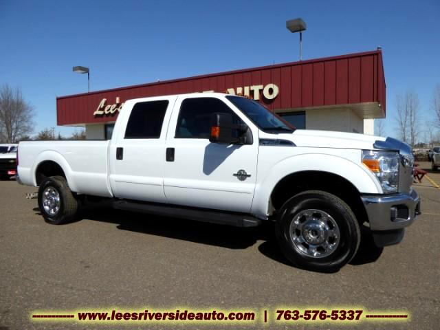 2015 Ford F-350 SD XLT Crew Cab Long Bed 4WD