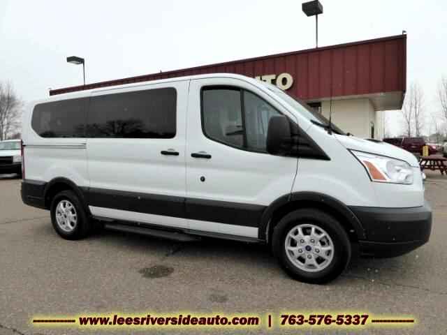 2016 Ford Transit 150 Wagon Low Roof XL w/Sliding Pass. 130-in. WB