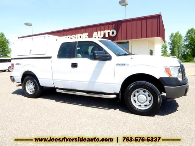 2010 Ford F-150 XL SuperCab 6.5-ft. Bed 4WD