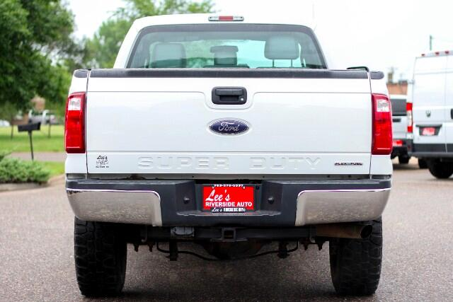 2015 Ford F-250 SD XLT 4WD
