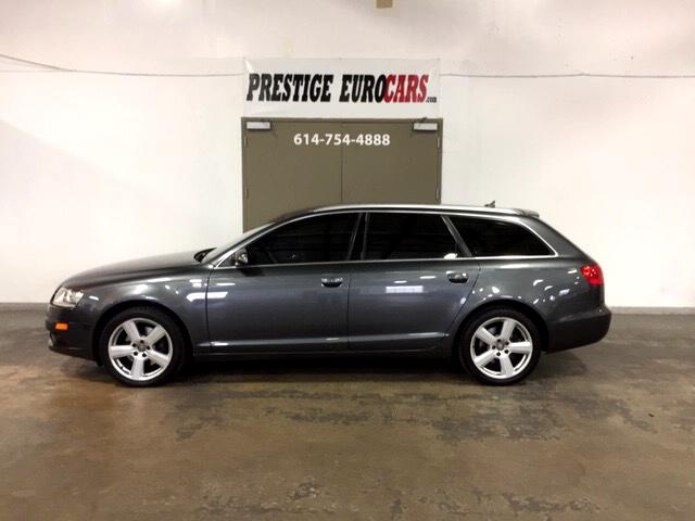 2008 Audi A6 Avant 3.2 with Tiptronic