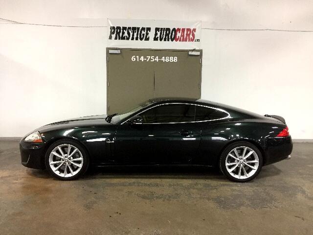 2010 Jaguar XK-Series XKR Coupe