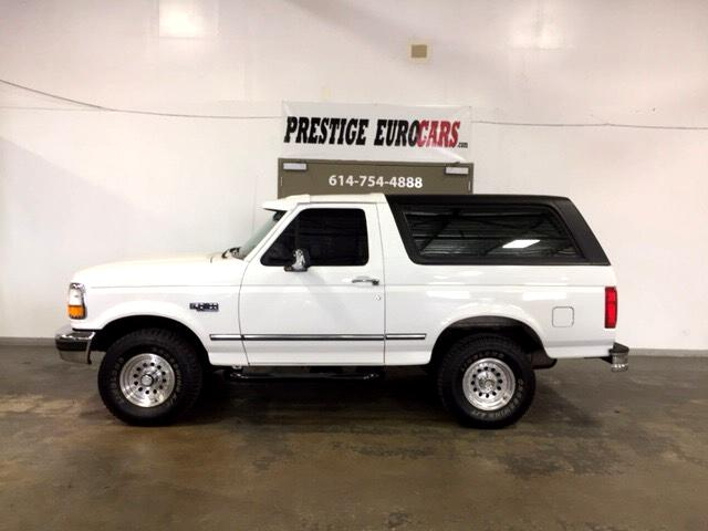 1995 Ford Bronco XL