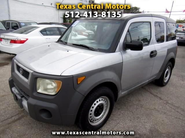 2003 Honda Element DX 2WD AT