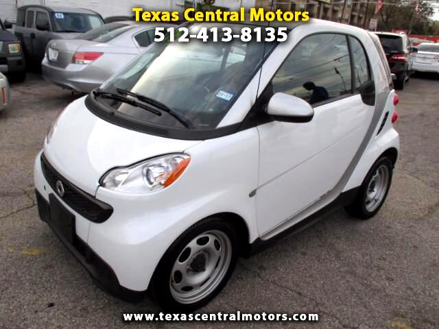 2014 smart Fortwo passion coupe