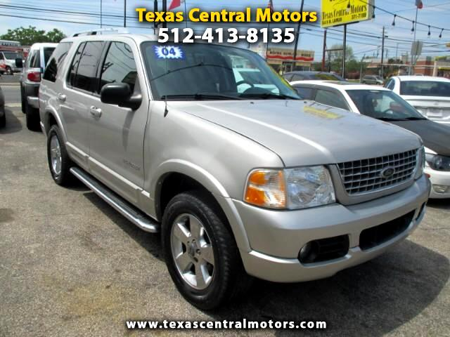2004 Ford Explorer Limited 4.0L 2WD