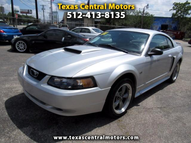 2001 Ford Mustang GT Deluxe Coupe
