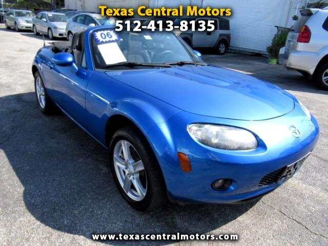 2006 Mazda MX-5 Miata Base