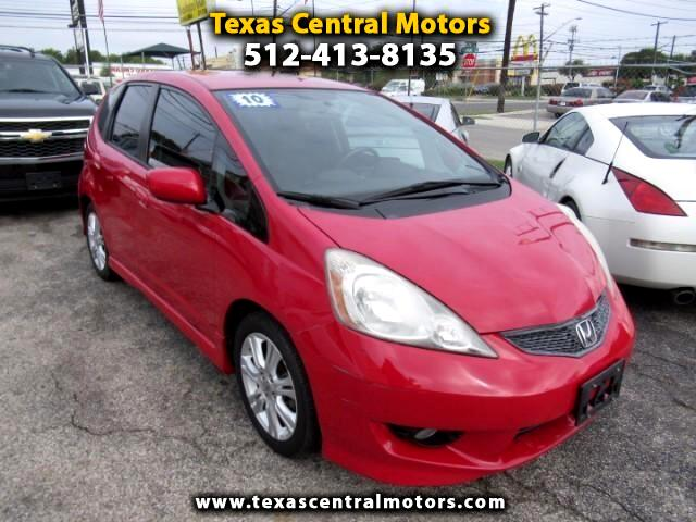 2010 Honda Fit Automatic