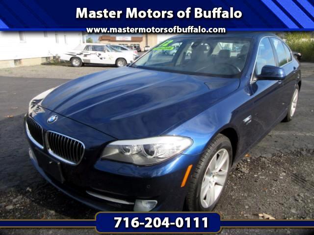 2012 BMW 5-Series 528i xDrive
