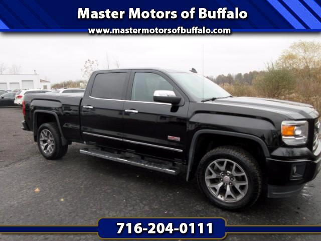 2015 GMC Sierra 1500 SLE Crew Cab Long Box 4WD