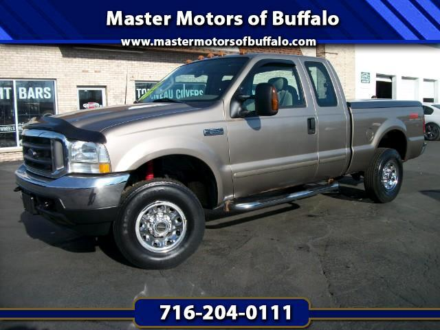 2003 Ford F-250 SD FX4 SuperCab 4WD
