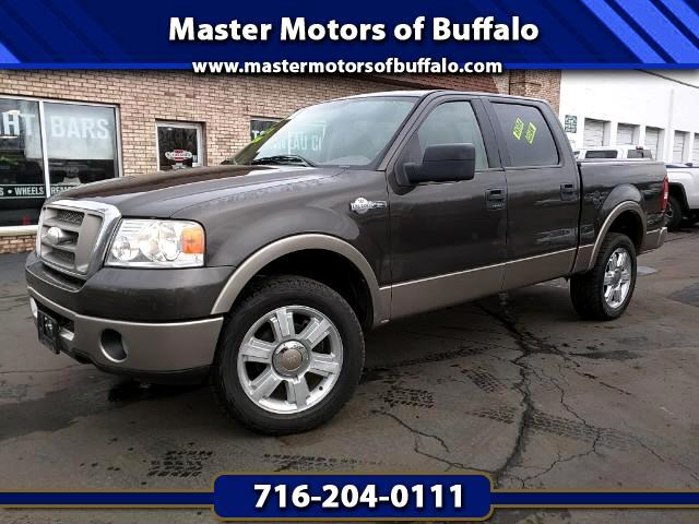 2006 Ford F-150 King Ranch SuperCrew 4WD