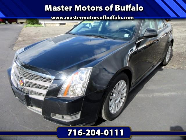 2011 Cadillac CTS AWD