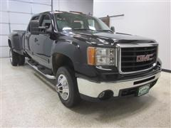 2008 GMC Sierra 3500HD