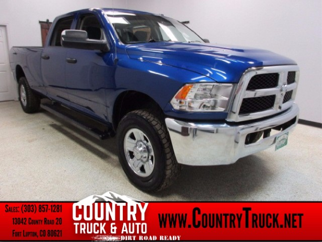 2015 RAM 2500 ST Crew Cab Long Bed 4WD