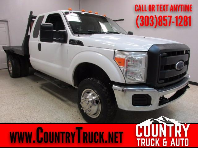 2012 Ford F-350 SD XL SuperCab 4WD DRW