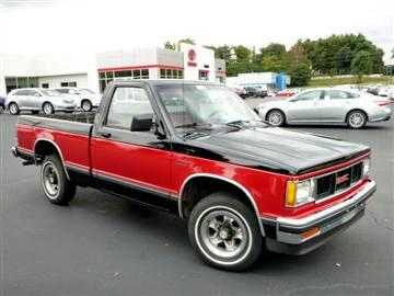 1990 GMC S-15