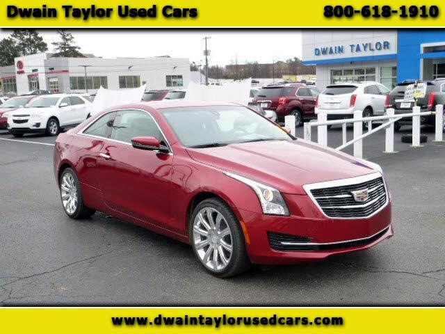 2015 cadillac ats coupe 2 0t for sale cargurus. Black Bedroom Furniture Sets. Home Design Ideas