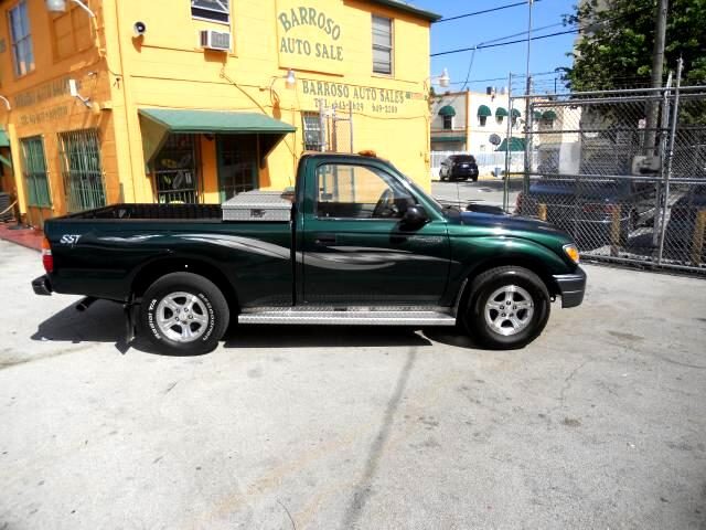 used 2001 toyota tacoma regular cab 2wd for sale in miami fl 33135 barroso auto brokers. Black Bedroom Furniture Sets. Home Design Ideas